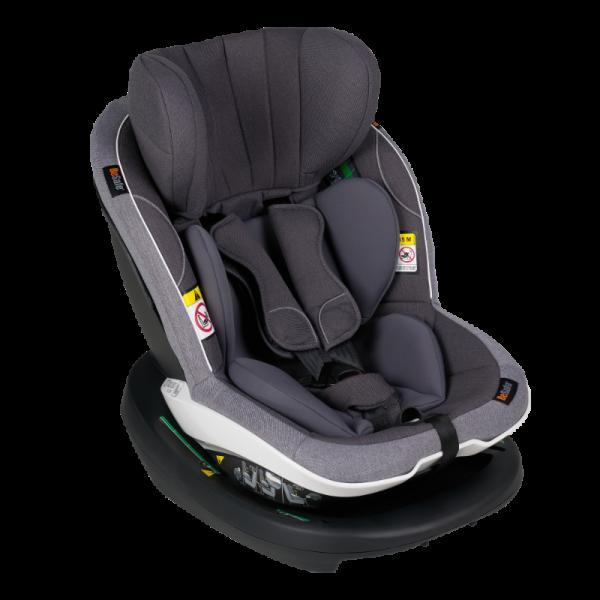 Besafe iZi Modular i-Size RF X1 Kindersitz Metallic Melange Ausstellungsstück