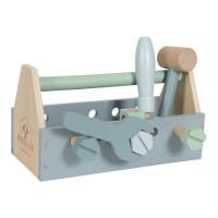 Little Dutch Holz Werkzeugkiste 20-teilig