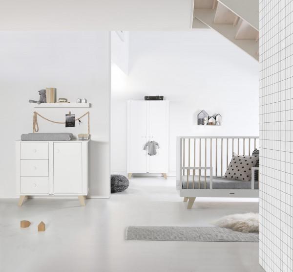 Kidsmill Fynn Weiß Schwarz Kinderzimmer