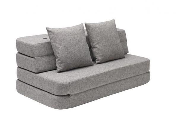 KlipKlap 3 Fold Sofa XL 140 cm