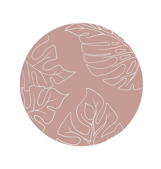 Toddlekind Clean Wean Hochstuhlunterlage - Jungle Series