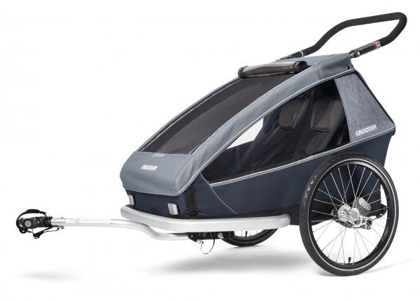 Croozer Kid Vaaya 2 Fahrradanhänger Modell 2020