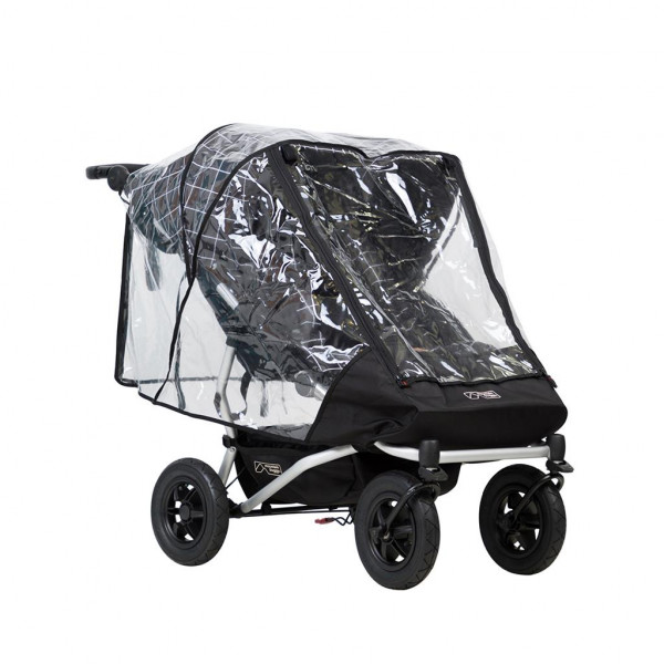 Mountain Buggy Duet Double Storm Cover V3 (fits 2017+)