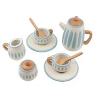 Sebra Tee-Set aus Holz