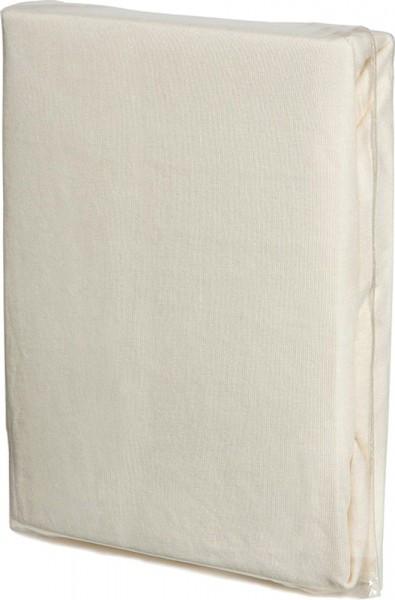Fillikid Spannleintuch Jersey 140 x 70 cm natur
