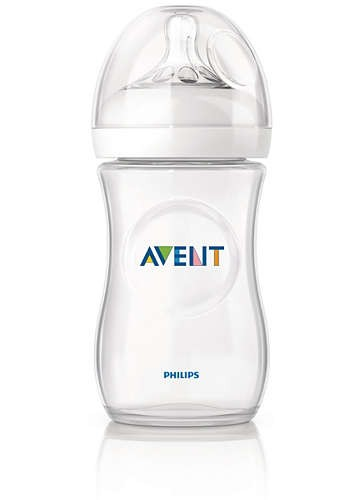 Philips AVENT Naturnah Flasche