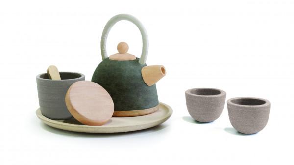 PlanToys Spielzeug Tee Set