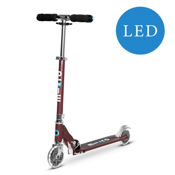 Micro Scooter Sprite mit LED Räder