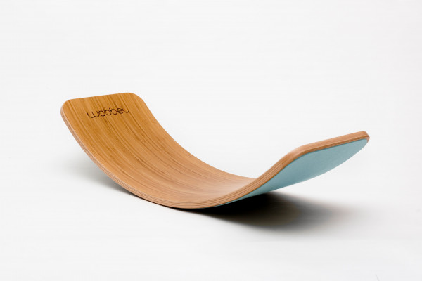 Wobbel Original Bambus Balance Board