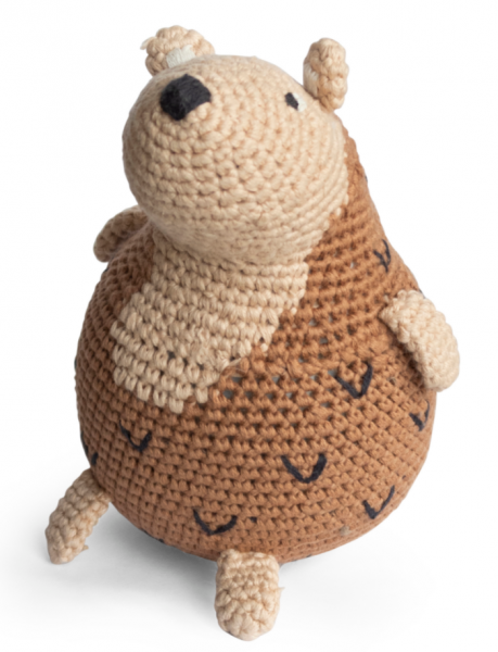 Sebra Stehauffigur Twinkle the Hedgehog