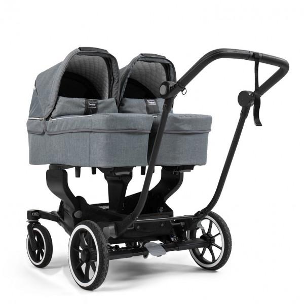 Emmaljunga NXT Twin Zwillingskinderwagen Kollektion 2021