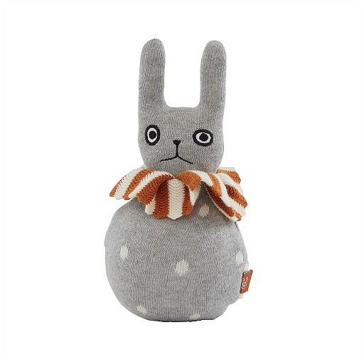 OYOY Roly Poly Stehaufmännchen Rabbit
