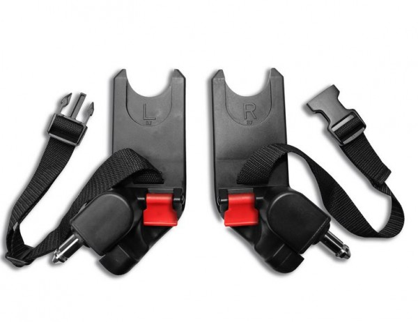 Baby Jogger City Mini, GT, Elite, Summit X3 Autositzadapter (Maxi Cosi, Cybex)